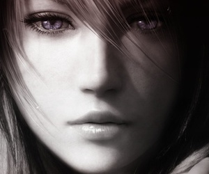 final fantasy and beauty image