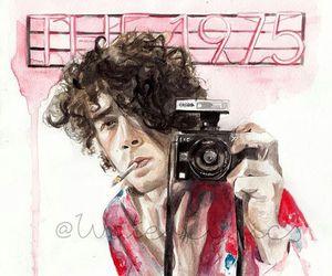 matty healy, camera, and cigarette image