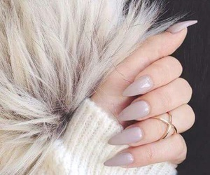 nails, fur, and rings image