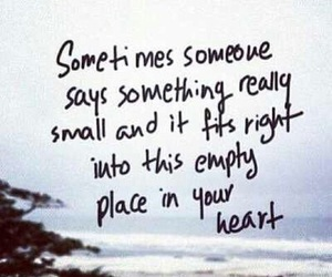 quotes, heart, and love image