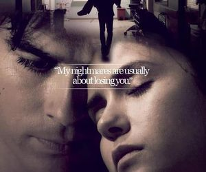 delena, tvd, and ian somerhalder image
