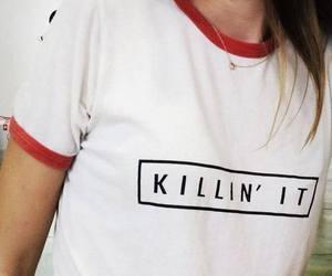 cool, shirt, and t-shirt image