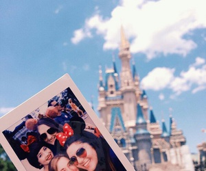 beautiful, disney world, and disneyland image
