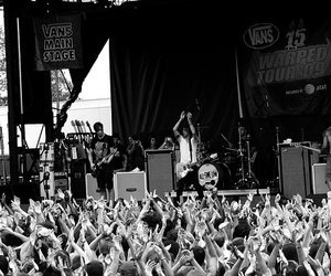 all time low and warped tour image