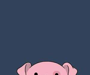 pig, wallpaper, and gravity falls image