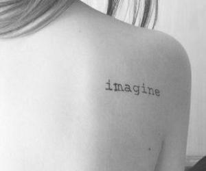 black, imagine, and little image