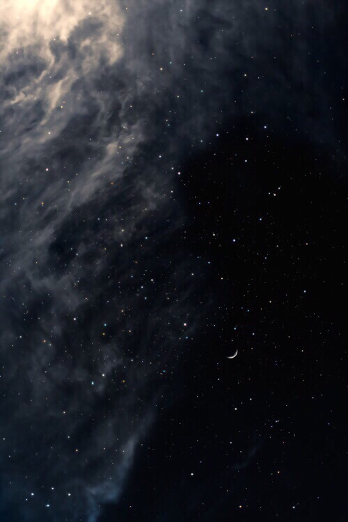 stars, sky, and dark image