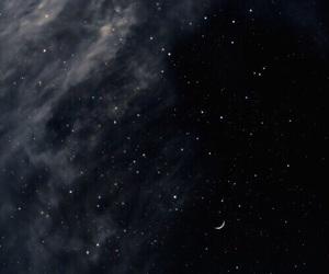 stars, sky, and dark image