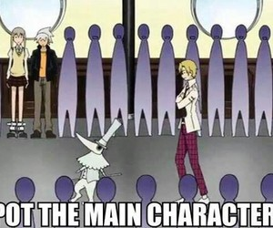 anime, funny, and soul eater image