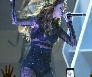 selena gomez, revival, and concert image