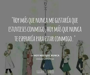 anime, forever, and frases image