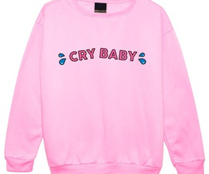 fashion, cute, and cry baby image