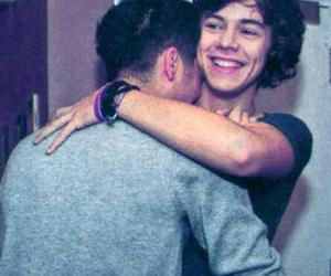 zayn and harry, onedirection, and zayn is back! image