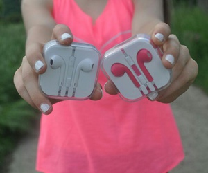 headphones, quality, and tumblr image