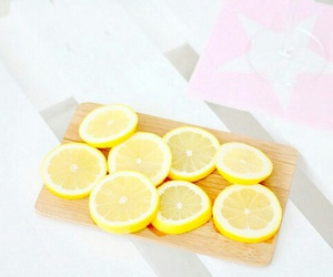 lemon, food, and healthy image