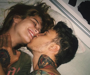 couple, tattoo, and insta image
