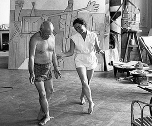 picasso, ballet, and art image