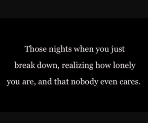 quotes, sad, and night image