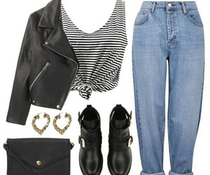 look, lookbook, and outfit image