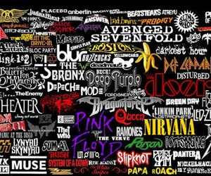 rock, music, and band image