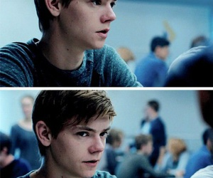 newt, thomas, and boy image