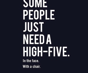 chair, people, and quotes image