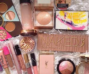 makeup, fashion, and glam image