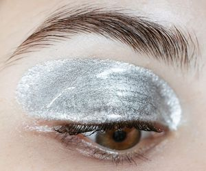 fashion, makeup, and eyes image
