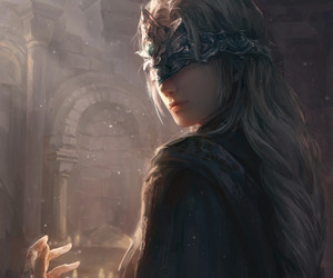 fantasy, art, and dark souls image