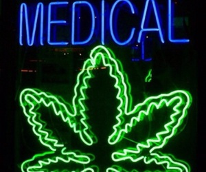 weed, drugs, and medical image