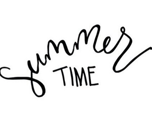 quote, summer, and summer time image