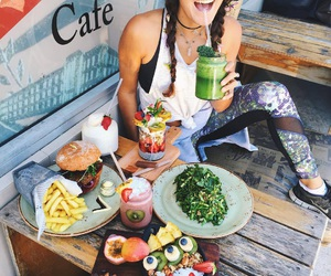 eat, fitness, and food image