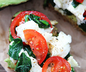 food, tasty, and breakfast image