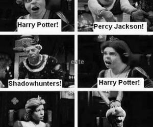 shrek, harry potter, and percy jackson image