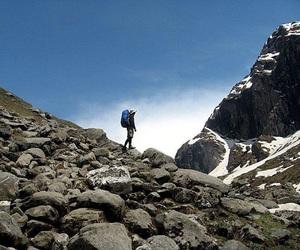 hampta pass trek, hampta pass trek package, and hampta pass trekking 2016 image
