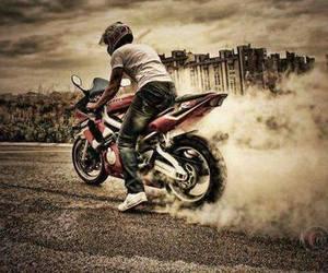 motorbike and sexy image