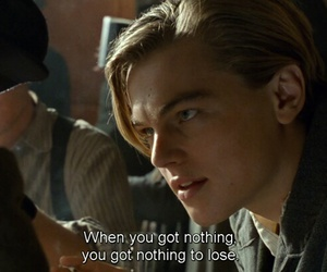 titanic, quotes, and movie image