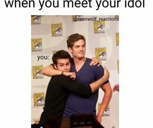 teen wolf, idol, and dylan o'brien image