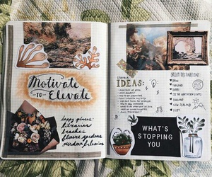 journal, journaling, and photo image