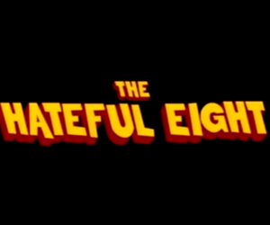quentin tarantino and the hateful eight image
