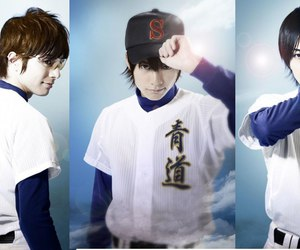 anime, cosplay, and diamond no ace image