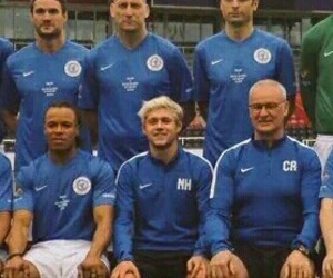 soccer aid, niall horan, and ltf image