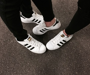 adidas and friends image