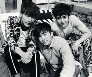 2PM, JYP, and nichkhun image