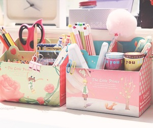cute, pink, and girly image