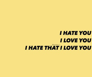 yellow, aesthetic, and love image