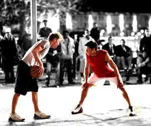 lucas scott, one tree hill, and nathan scott image