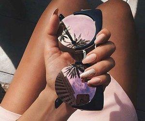 amazing, on fleek, and nails image