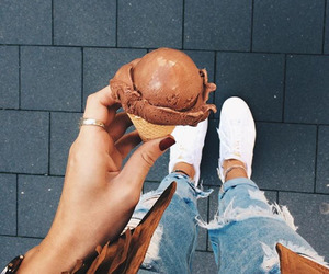 chocolate, food, and style image