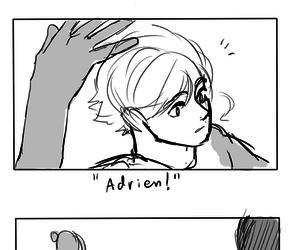 Adrien, ballet, and miraculous ladybug image